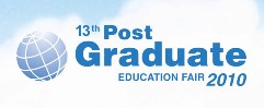 Post Graduate Education Fair 2010 (PGEF 2010)