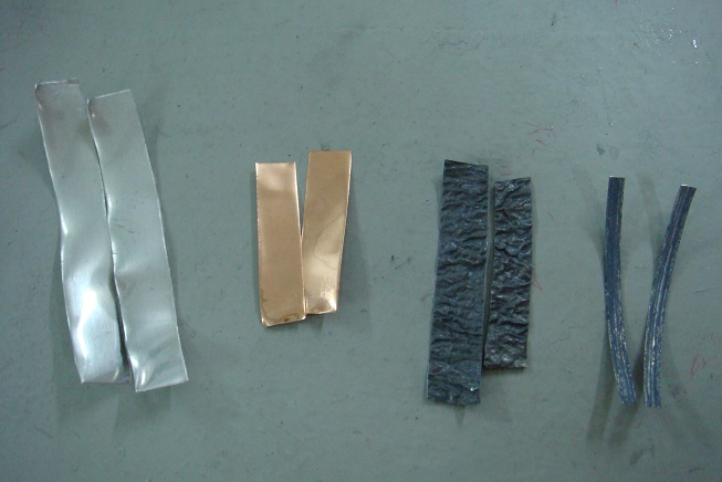Elements: Zinc Copper Lead Magnesium