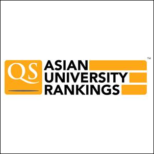 QS Asian University Ranking